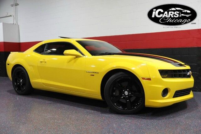 2011 Chevrolet Camaro 2SS RS Package 2dr Coupe Chicago IL