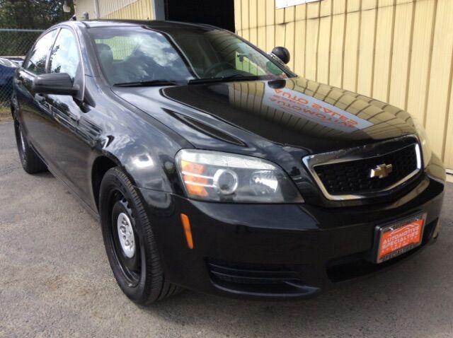 2011 Chevrolet Caprice Police Spokane WA