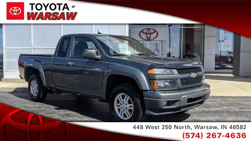2011 Chevrolet Colorado LT w/1LT Warsaw IN