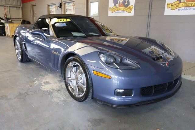 2011 Chevrolet Corvette Grand Sport Winter Haven FL