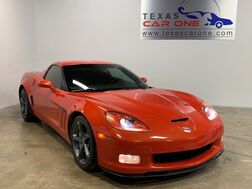 2011_Chevrolet_Corvette_Z16 GRAND SPORT 2LT 6.2L V8 TARGA ROOF LEATHER SEATS KEYLESS STA_ Carrollton TX