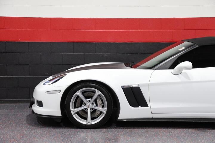 2011 Chevrolet Corvette Z16 Grand Sport 3LT 2dr Convertible Chicago IL