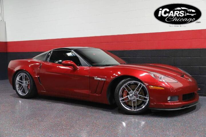 2011 Chevrolet Corvette Z16 Grand Sport 3LT 2dr Coupe Chicago IL