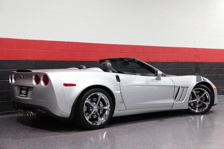 2011 Chevrolet Corvette Z16 Grand Sport w/3LT 2dr Convertible Chicago IL