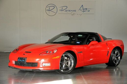 2011 Chevrolet Corvette Z16 Grand Sport w/3LT Magnetic Ride Dual Mode Exhaust The Colony TX