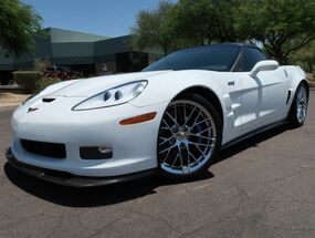 Chevrolet Corvette ZR1 w/3ZR 2011