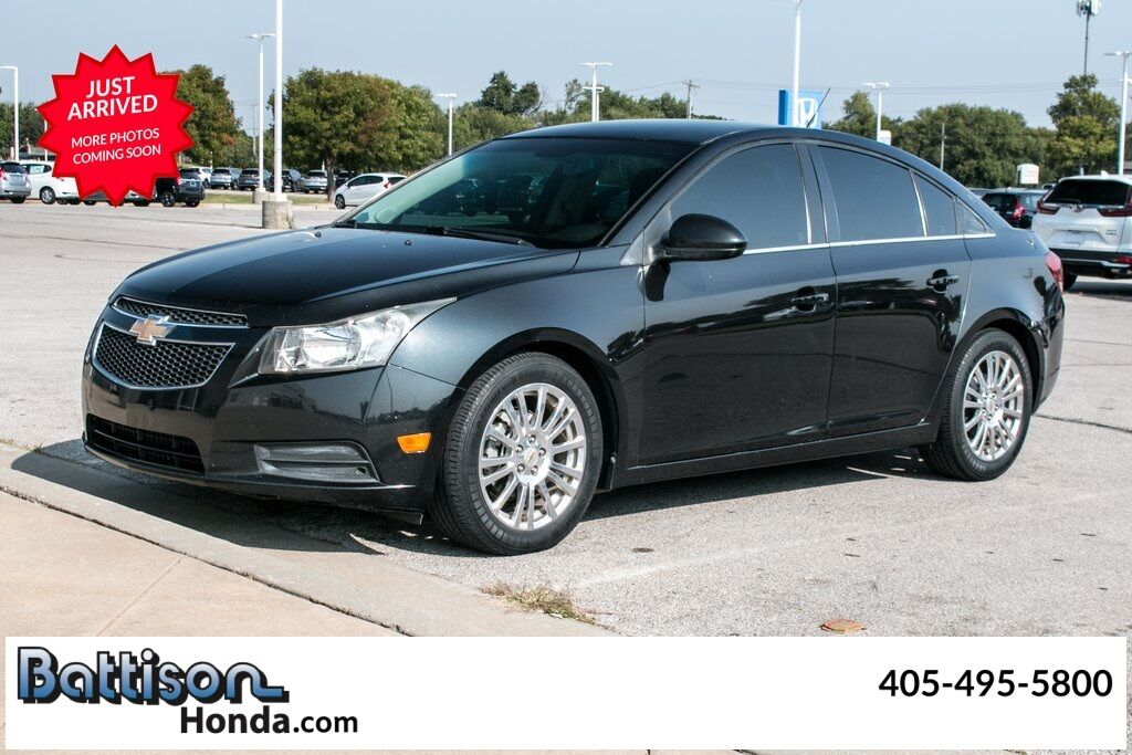 2011_Chevrolet_Cruze_ECO_ Oklahoma City OK