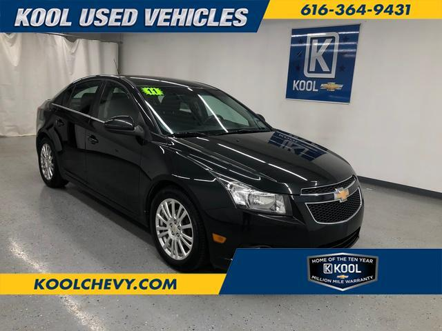 2011 Chevrolet Cruze ECO w/1XF Grand Rapids MI