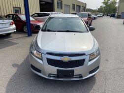 2011_Chevrolet_Cruze_LS_ Cleveland OH