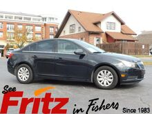2011_Chevrolet_Cruze_LS_ Fishers IN