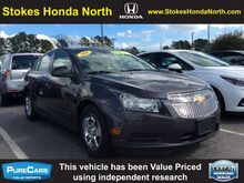 2011_Chevrolet_Cruze_LT_ North Charleston SC