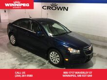 2011_Chevrolet_Cruze_LT Turbo w/1SA/Cruise/Air/Low Kilometres_ Winnipeg MB