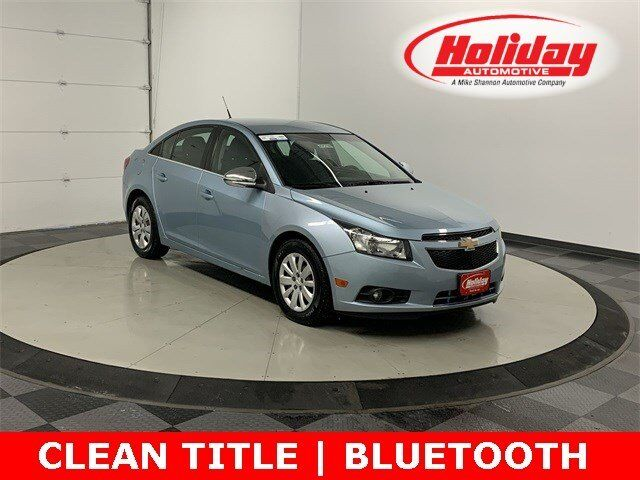 2011 Chevrolet Cruze LT with 1LT Fond du Lac WI