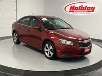 2011 Chevrolet Cruze LT with 2LT