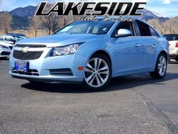 2011_Chevrolet_Cruze_LTZ_ Colorado Springs CO