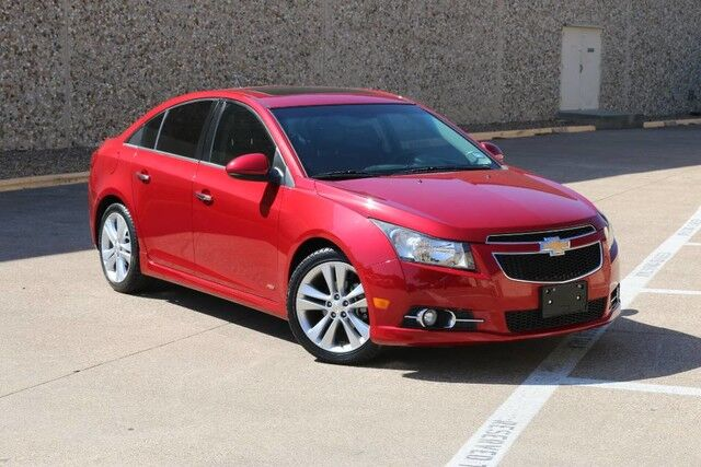 2011 Chevrolet Cruze LTZ Dallas TX