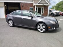 2011_Chevrolet_Cruze_LTZ_ East Windsor CT