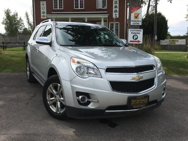 2011 Chevrolet Equinox 2LT AWD - Power Liftgate - Leather - Sunroof-Backup London ON