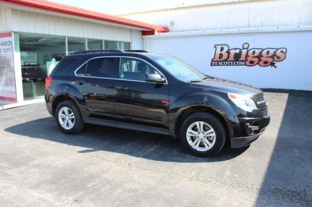 2011 Chevrolet Equinox FWD 4dr LT w/1LT Fort Scott KS
