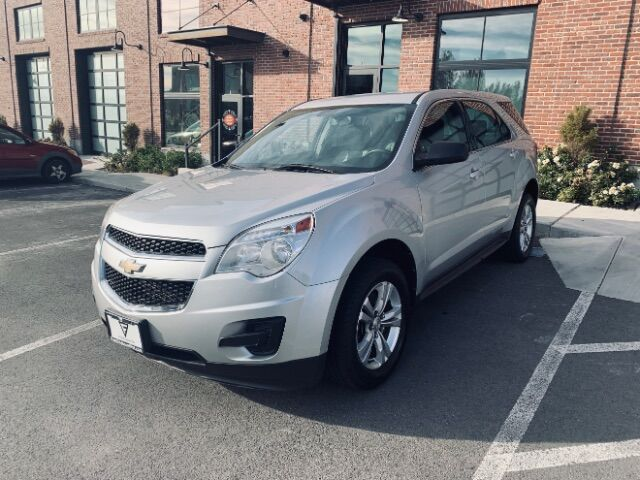 2011 Chevrolet Equinox LS AWD Bountiful UT