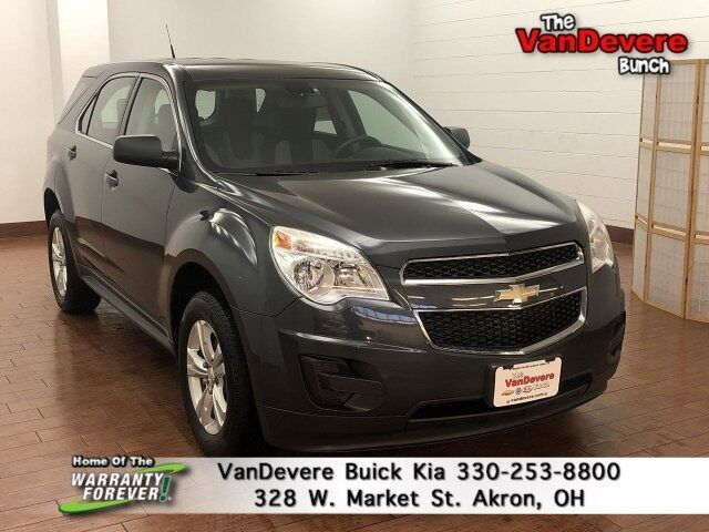 2011 Chevrolet Equinox LS Akron OH