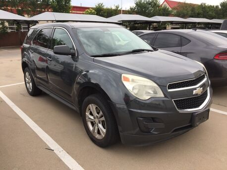 2011_Chevrolet_Equinox_LS_ Euless TX