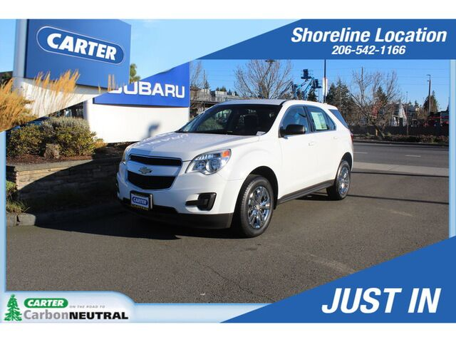 2011 Chevrolet Equinox LS FWD Seattle WA