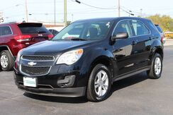 2011_Chevrolet_Equinox_LS_ Fort Wayne Auburn and Kendallville IN