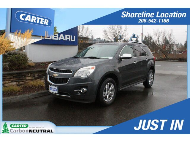 2011 Chevrolet Equinox LT w/2LT AWD Seattle WA