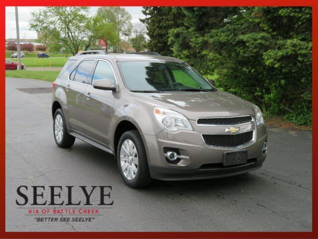 2011 Chevrolet Equinox LT w/2LT Battle Creek MI