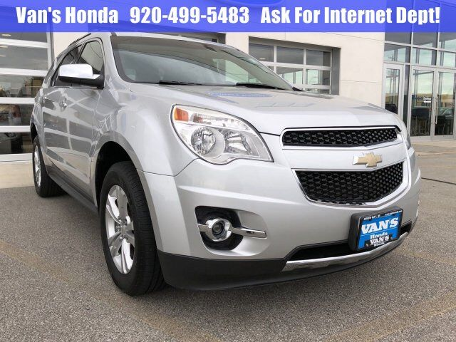 2011 Chevrolet Equinox LT w/2LT Green Bay WI