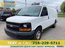 2011_Chevrolet_Express 2500_Cargo Van Warranty_ Buffalo NY