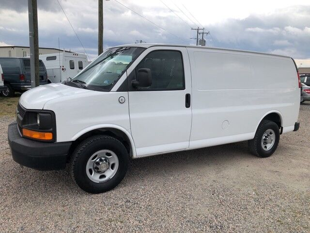 2011 Chevrolet Express 2500 Cargo Van w/ Bin Package  Ashland VA