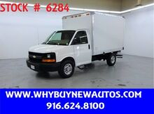 2011_Chevrolet_Express 3500_~ 10ft. Box Van ~ Only 32K Miles!_ Rocklin CA