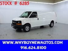 2011_Chevrolet_Express 3500_~ Extended Length ~ Only 42K Miles!_ Rocklin CA