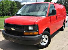 Chevrolet Express Cargo Van - w/ LEATHER SEATS 2011