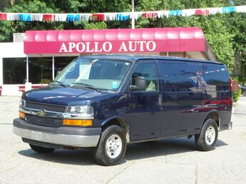2011_Chevrolet_Express Cargo Van__ Cumberland RI