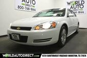 2011 Chevrolet Impala LS Fleet 31k 3.5L V6 SFI E85 Engine front wheel drive automatic