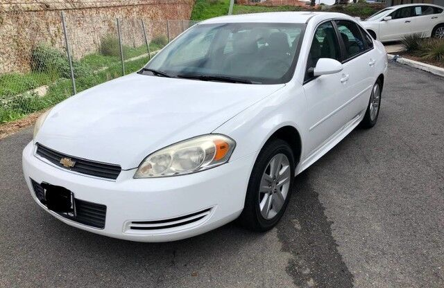 2011 Chevrolet Impala LS Fleet Escondido CA