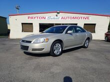 2011_Chevrolet_Impala_LS Retail_ Heber Springs AR
