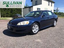 2011_Chevrolet_Impala_LS_ Woodbine NJ