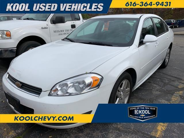 2011 Chevrolet Impala LT Fleet Grand Rapids MI