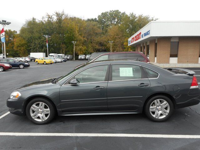 2011 Chevrolet Impala LT Fleet Green Bay WI