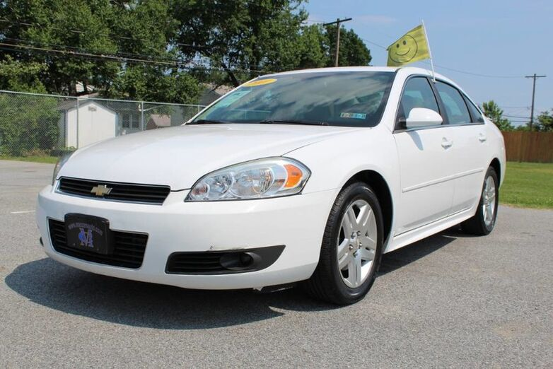 2011 Chevrolet Impala LT Fleet New Castle DE