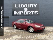 2011_Chevrolet_Impala_LT_ Leavenworth KS