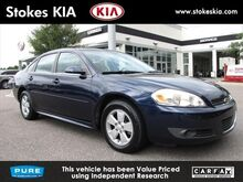 2011_Chevrolet_Impala_LT_ North Charleston SC