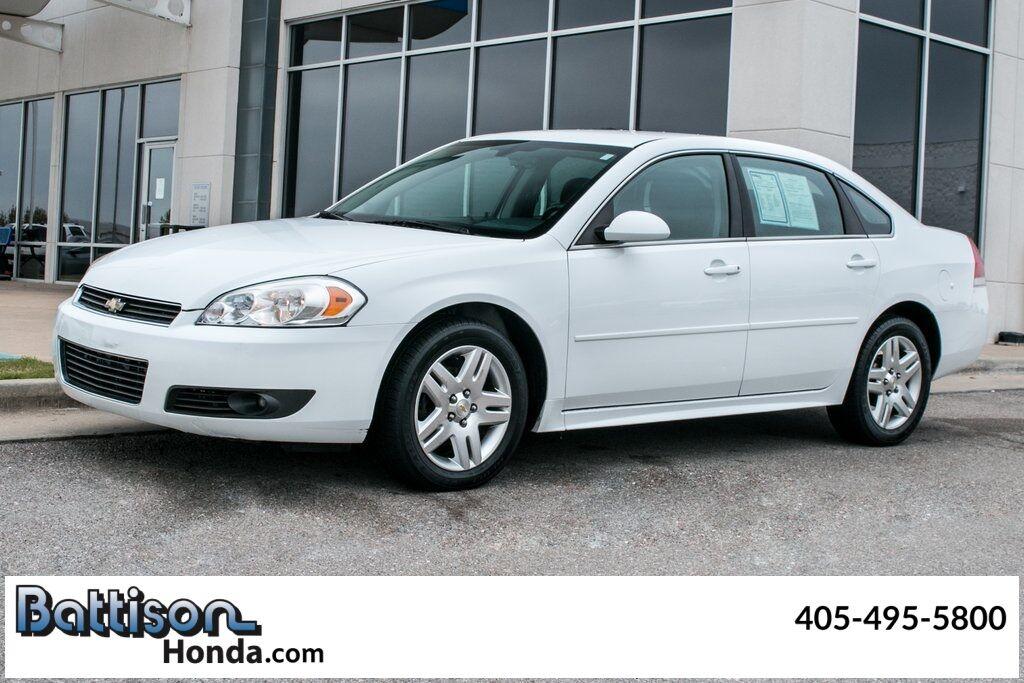 2011_Chevrolet_Impala_LT_ Oklahoma City OK
