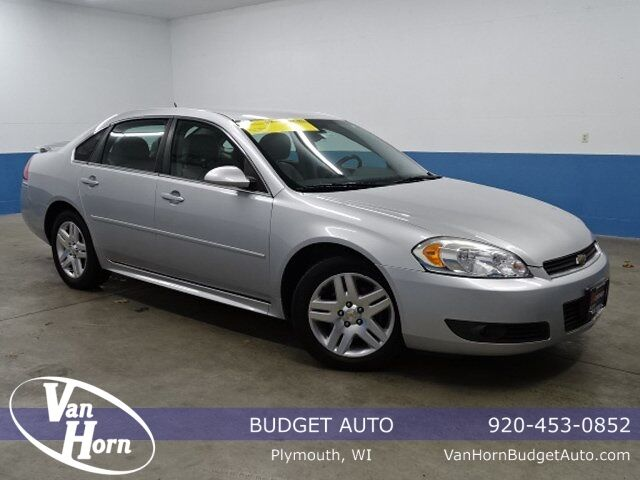 2011 Chevrolet Impala LT Plymouth WI