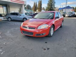 2011_Chevrolet_Impala_LT_ Pocatello and Blackfoot ID