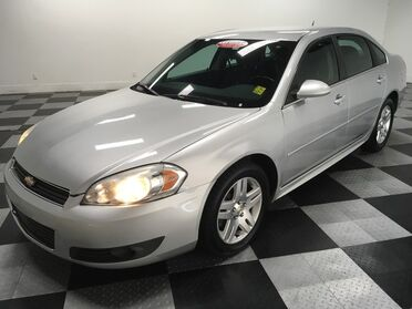 2011_Chevrolet_Impala_LT Retail_ Chattanooga TN